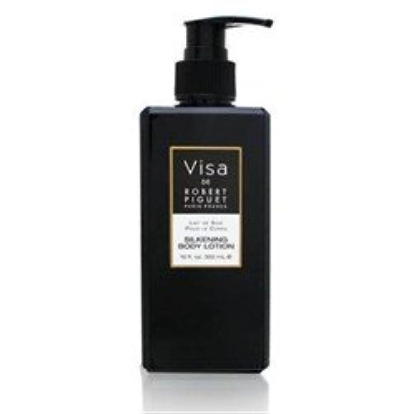 買い物に行くパトロールの量Visa (ビザ)10 oz (300ml) Body Lotion (ボディーローション) by Robert Piguet for Women