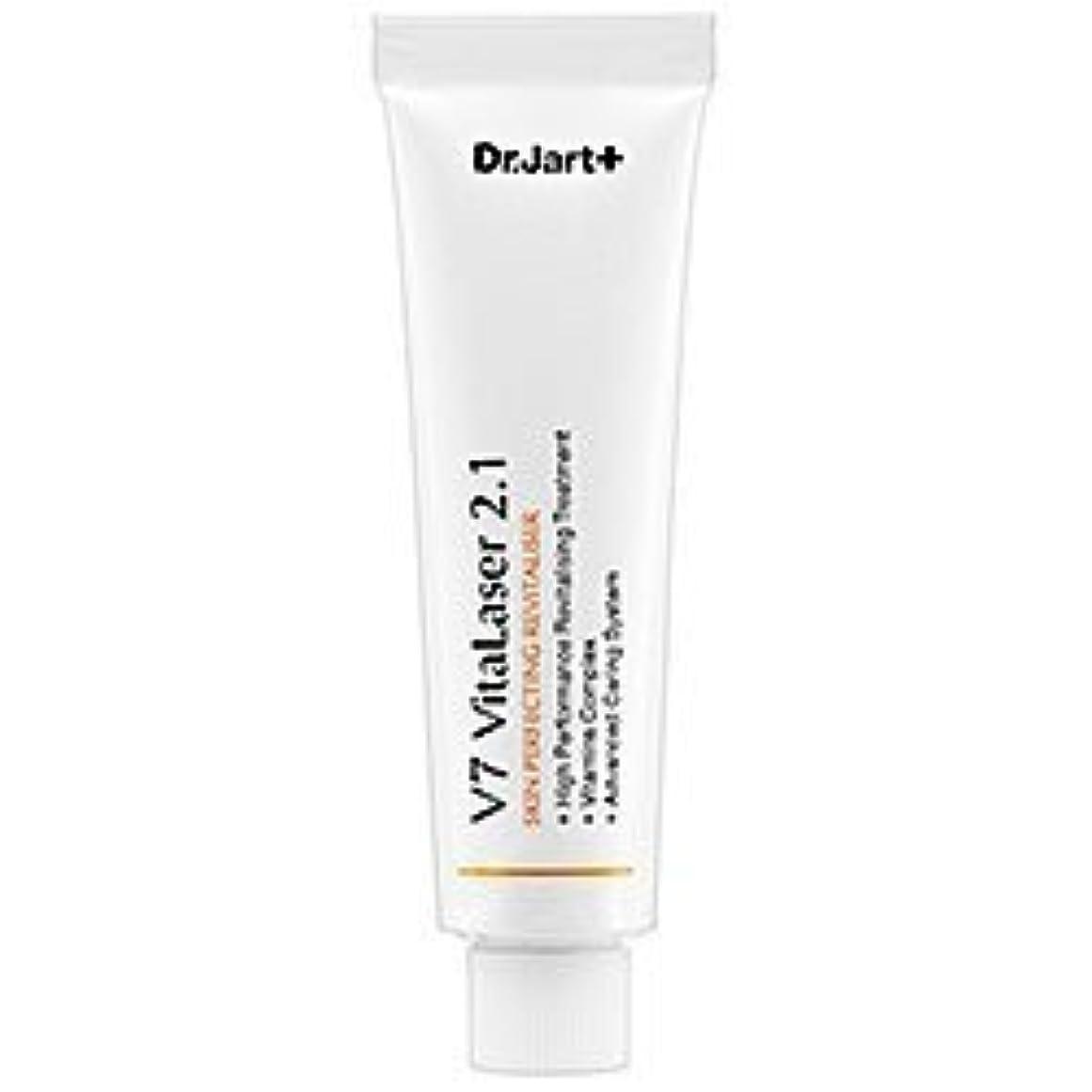 巨大な同化する宙返りDr. Jart+ V7 Vitalaser 2.1 Skin Moisturizer 30 ml [並行輸入品]