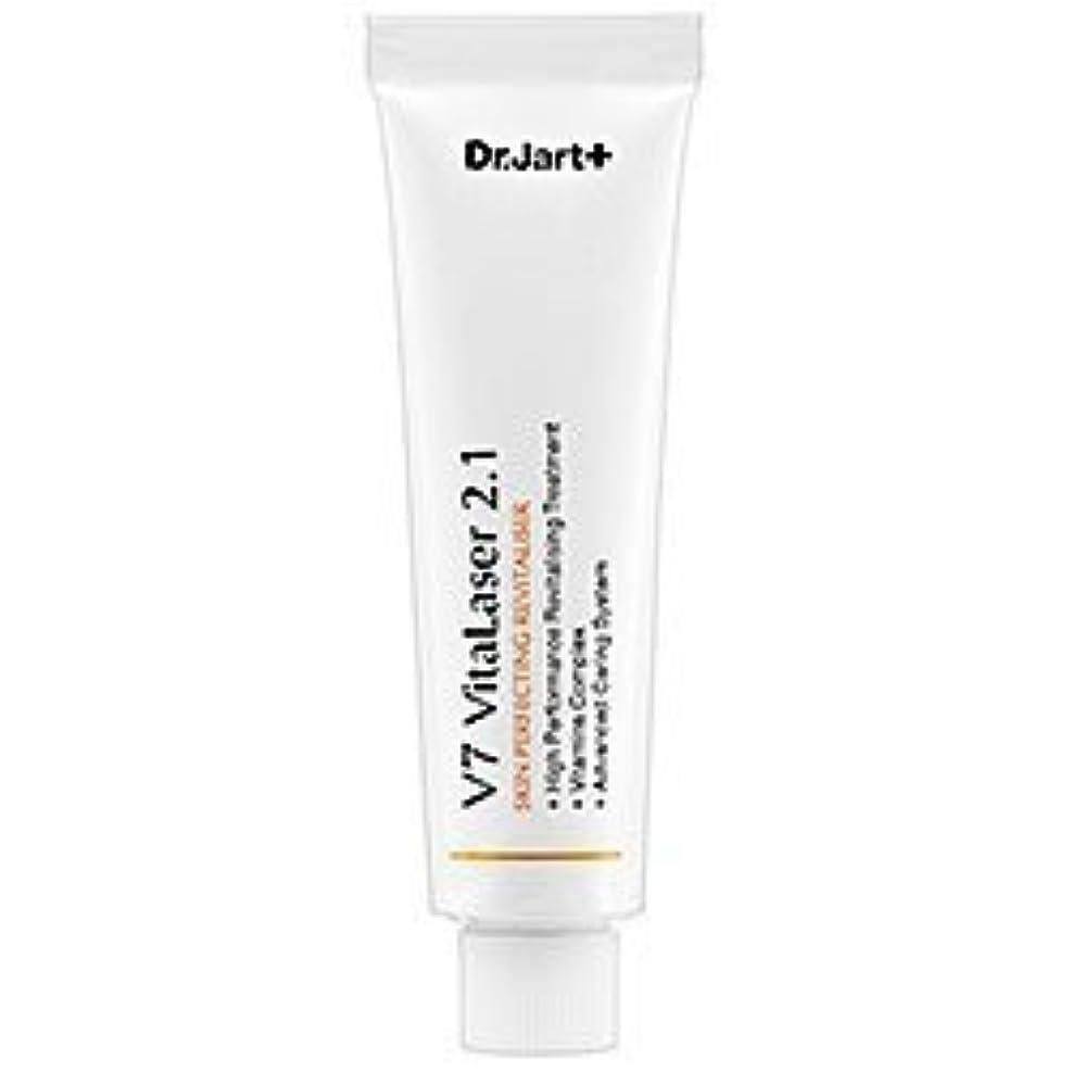 サーバントレベル黒くするDr. Jart+ V7 Vitalaser 2.1 Skin Moisturizer 30 ml [並行輸入品]