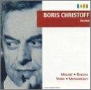 Recital by Boris Christoff