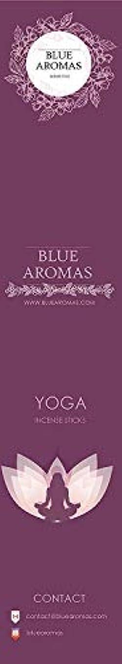 推進チェリーガジュマルBlue Aromas Yoga Incense Sticks Agarbatti |Pack of 8, 10 Sticks in Each Pack Incense | Export Quality