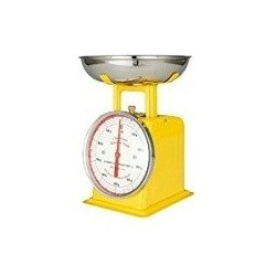 DULTON(ダルトン) アメリカンキッチンスケール 1kg イエロー 100-061