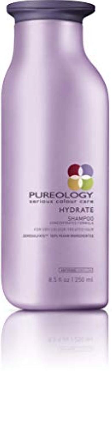 刺します金属注入Hydrate Shampoo (For Dry Colour-Treated Hair) (New Packaging) 250ml/8.5oz
