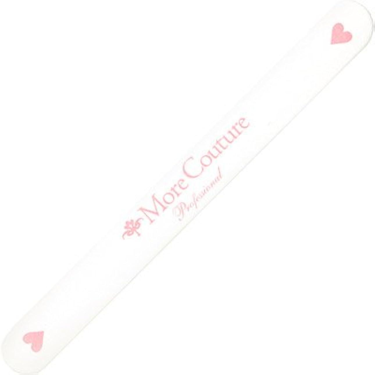 満了言い訳レジMore Couture(モアクチュール)エメリーボード ハート#120/240