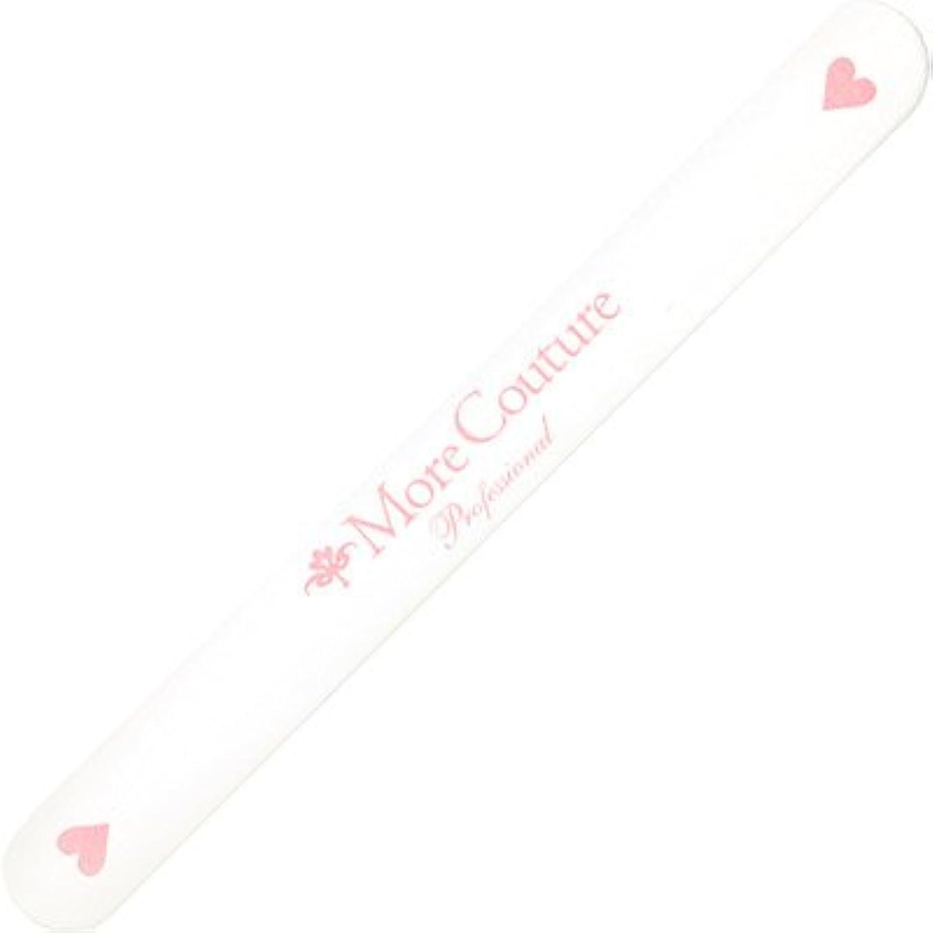 ジョリータックルホテルMore Couture(モアクチュール)エメリーボード ハート#120/240