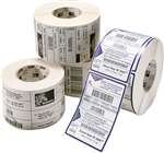 Zebra Technologies 10010031 Z-Perform 2000D Direct Thermal Label 4 x 2 1 Core 5 OD 1240 per Roll (Pack of 6) [並行輸入品]