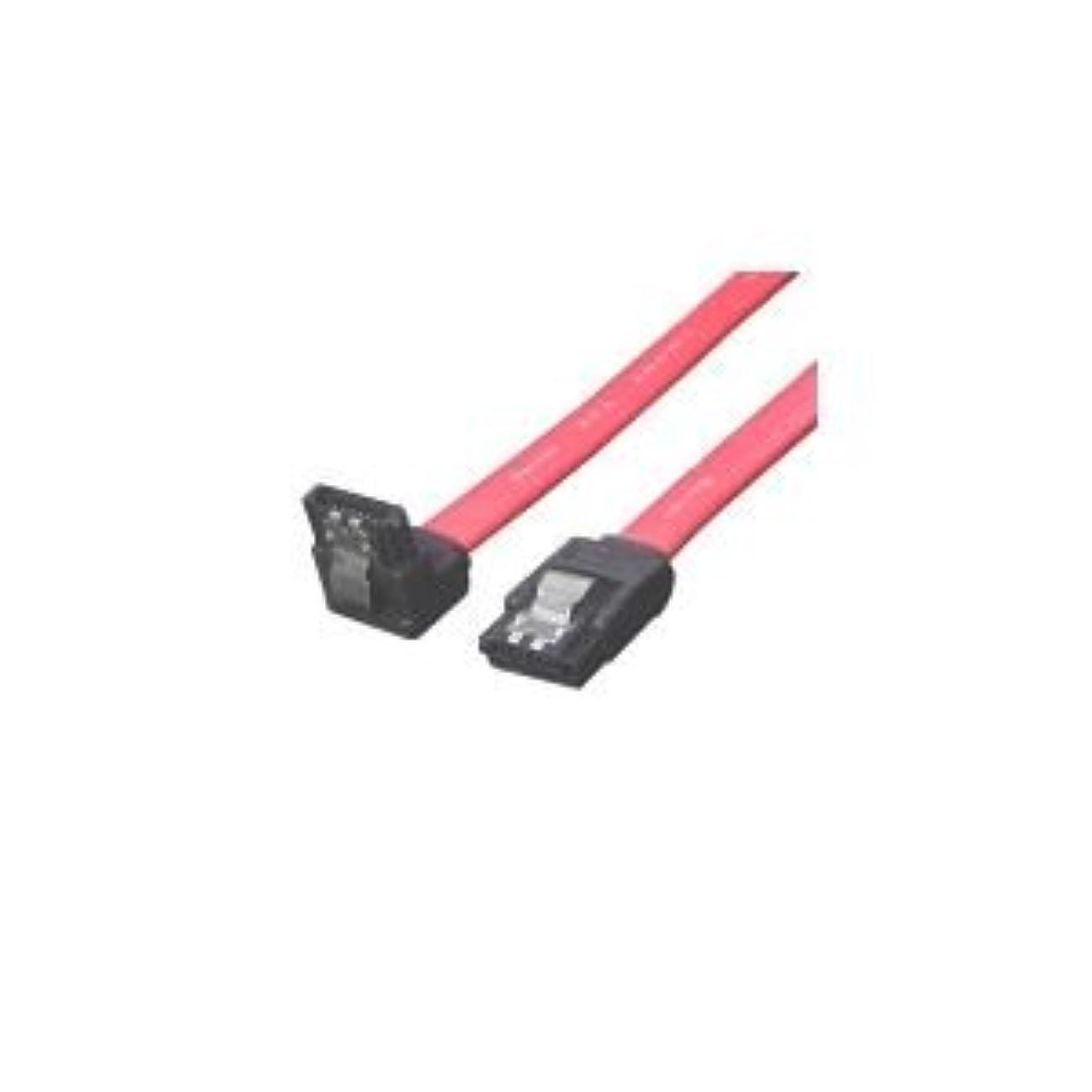 ホステススプーン酸変換名人 SATAケーブル I-Lロック付 30cm SATA-ILCA30 ×20セット