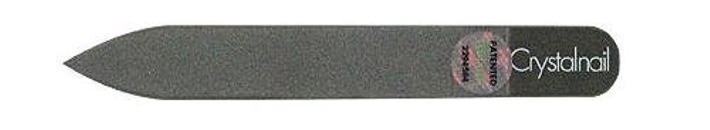 地平線火薬台無しにCrystal nail grass nail file (クリスタルネイル ガラスネイルファイル) 9cmーtype(クリスタルネイルミニ付き)