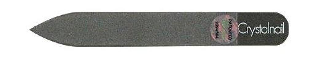 乱暴なバウンス腐食するCrystal nail grass nail file (クリスタルネイル ガラスネイルファイル) 9cmーtype(クリスタルネイルミニ付き)