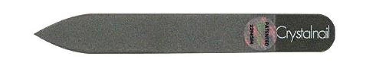 努力するゴシップスパークCrystal nail grass nail file (クリスタルネイル ガラスネイルファイル) 9cmーtype(クリスタルネイルミニ付き)
