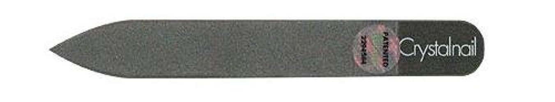 少し合理化十Crystal nail grass nail file (クリスタルネイル ガラスネイルファイル) 9cmーtype(クリスタルネイルミニ付き)