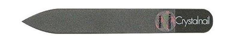 モネ仕える共和党Crystal nail grass nail file (クリスタルネイル ガラスネイルファイル) 9cmーtype(クリスタルネイルミニ付き)
