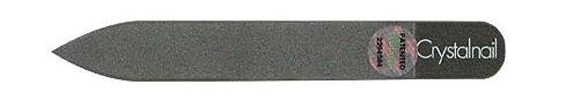 香水アウトドアレンドCrystal nail grass nail file (クリスタルネイル ガラスネイルファイル) 9cmーtype(クリスタルネイルミニ付き)