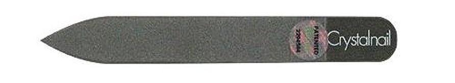 借りる記念碑的なウィンクCrystal nail grass nail file (クリスタルネイル ガラスネイルファイル) 9cmーtype(クリスタルネイルミニ付き)