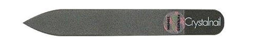 コンテンポラリー造船志すCrystal nail grass nail file (クリスタルネイル ガラスネイルファイル) 9cmーtype(クリスタルネイルミニ付き)