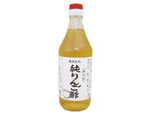 信州自然王国 純りんご酢 500ml