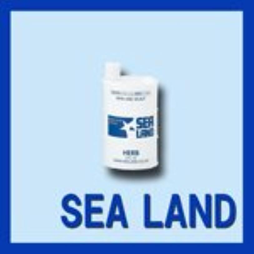 修羅場日帰り旅行に薬を飲むSEA LAND シーランド 薬用ローション 1000ml (ファミリードラム) ハーブバランス