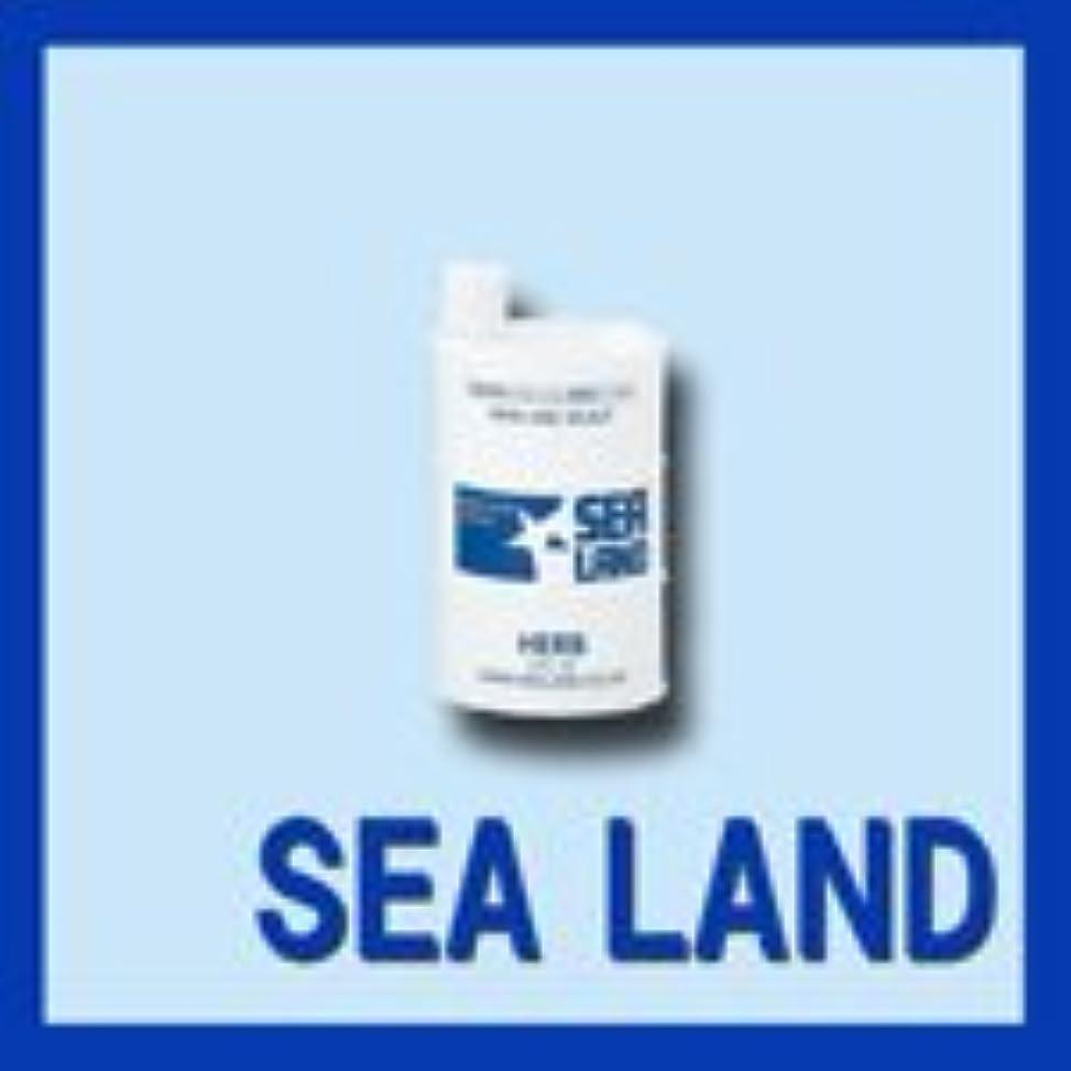 追い払う最初決済SEA LAND シーランド 薬用ローション 1000ml (ファミリードラム) ハーブバランス