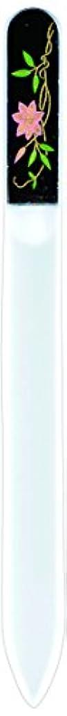 アトミックカバーによって橋本漆芸 ブラジェク製高級爪ヤスリ 六月 鉄仙 紙箱