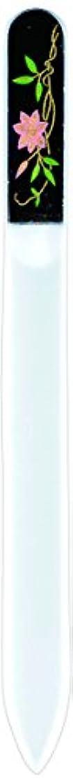 葉ジェームズダイソン橋本漆芸 ブラジェク製高級爪ヤスリ 六月 鉄仙 紙箱