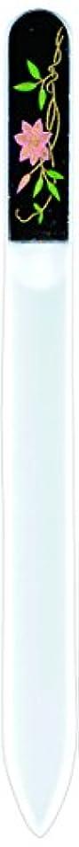 ピアース工業用レッスン橋本漆芸 ブラジェク製高級爪ヤスリ 六月 鉄仙 紙箱