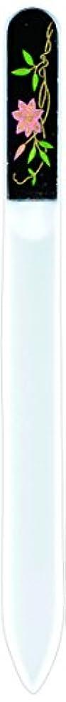 貸す電気技師放棄する橋本漆芸 ブラジェク製高級爪ヤスリ 六月 鉄仙 紙箱