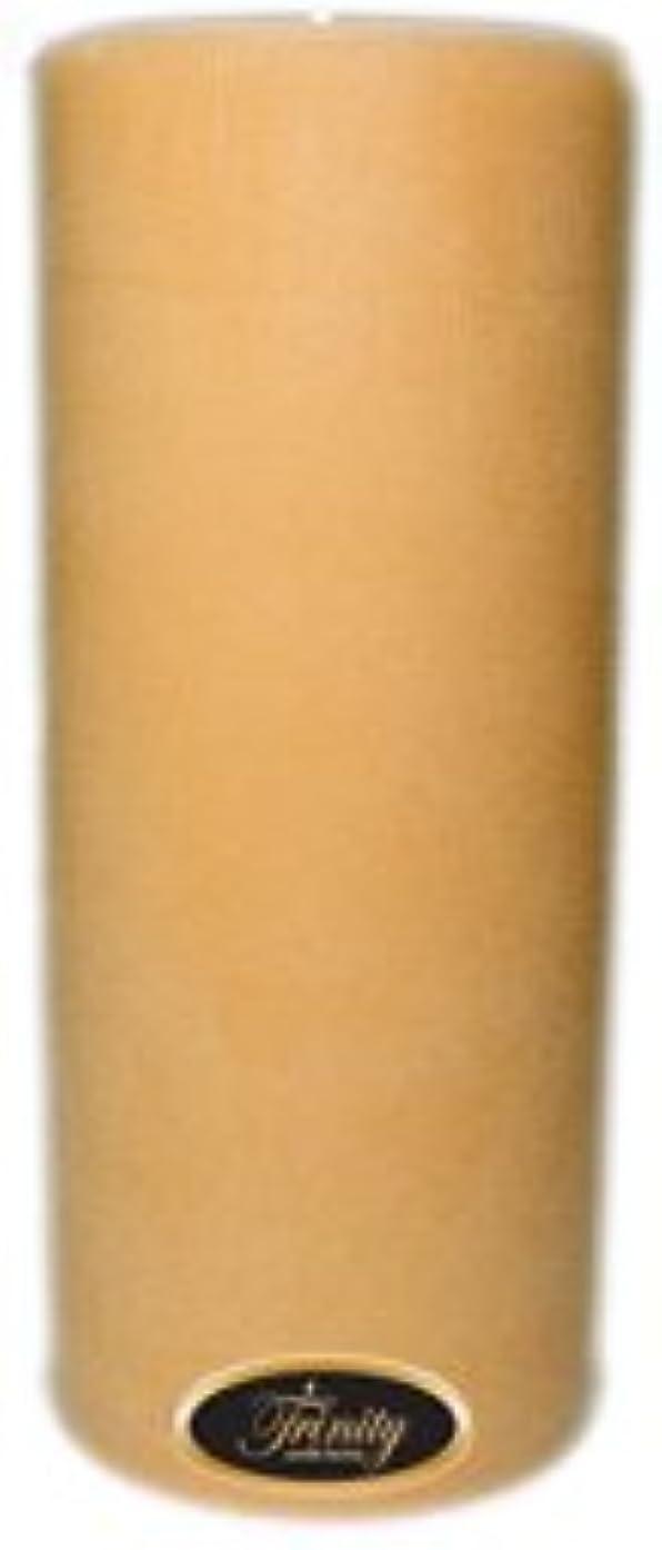 教会ミュウミュウ狐Trinity Candle工場 – サンダルウッド – Pillar Candle – 4 x 9