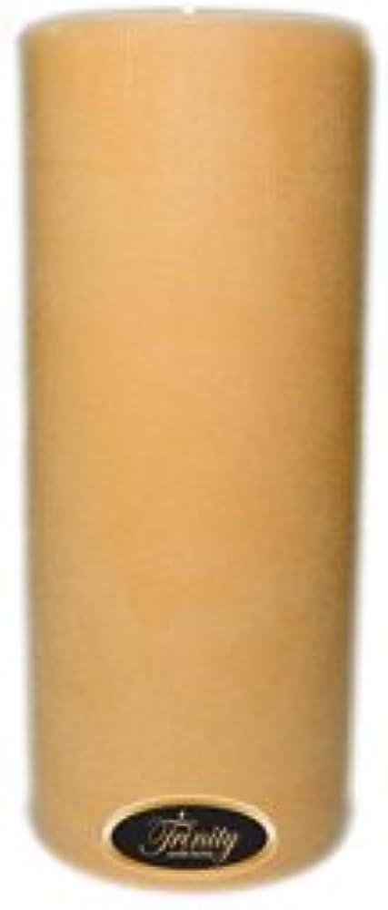 クスクス虐殺関係Trinity Candle工場 – サンダルウッド – Pillar Candle – 4 x 9