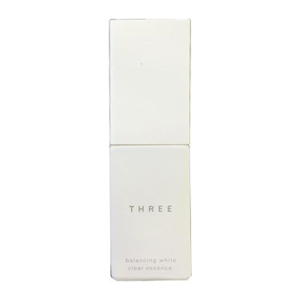 気まぐれな鎮静剤皮THREE(スリー) バランシング ホワイト クリアエッセンス 30ml [ 美容液 ] [並行輸入品]