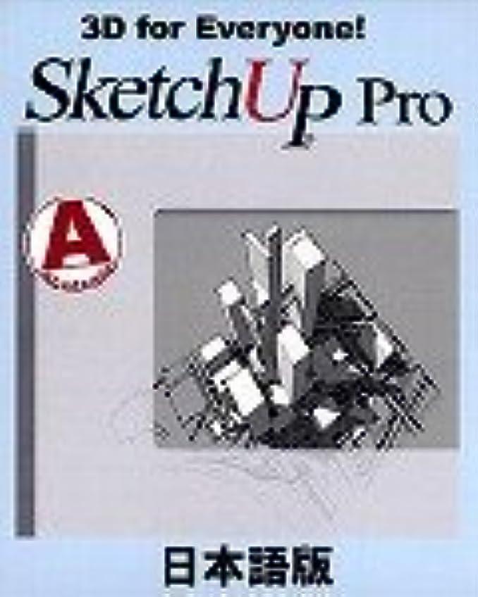 無限変位珍しいSketchUp Pro 5 アカデミック(1年間ライセンス)Mac OS X
