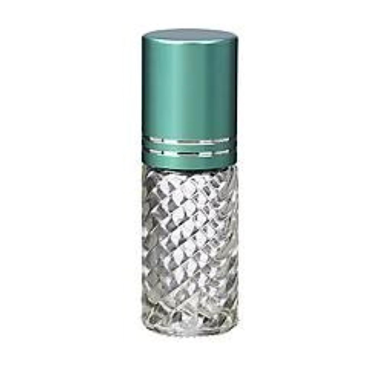 消費者傭兵もう一度4 Bottles Fancy Large 30ml Roll On Empty Glass Bottles for Essential Oils Refillable 1 Oz Glass Roller Ball Roll-On...