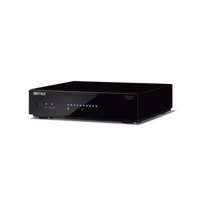 外付けハードディスク HD-AV1.0TU2/SC