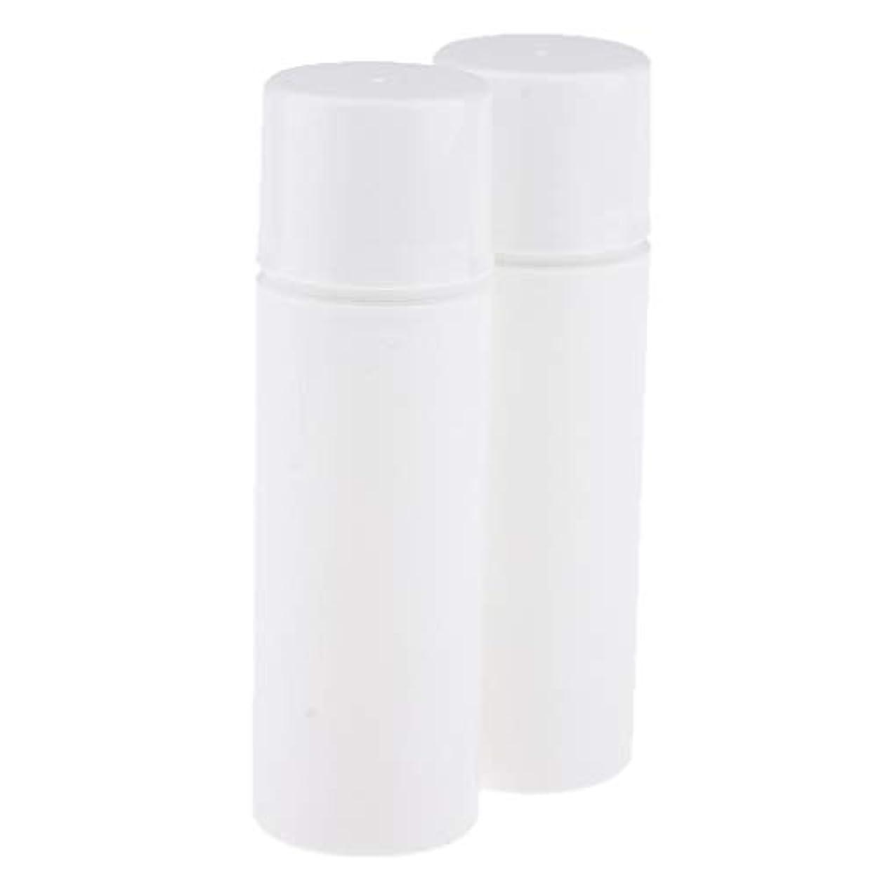 SM SunniMix ローションボトル クリームポンプボトル 詰替え容器 2個 全6サイズ - 100ミリリットル
