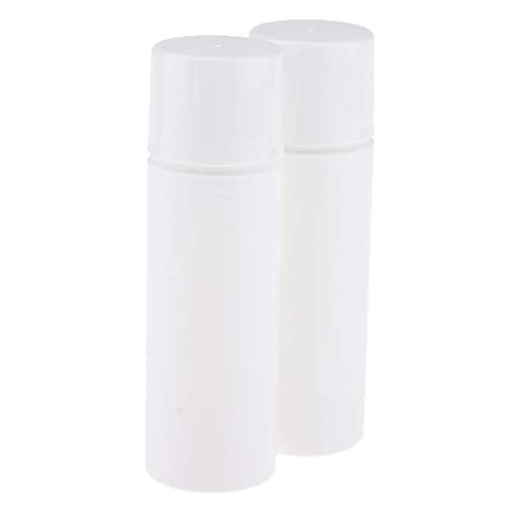コンクリート第四割り当てるSM SunniMix ローションボトル クリームポンプボトル 詰替え容器 2個 全6サイズ - 100ミリリットル