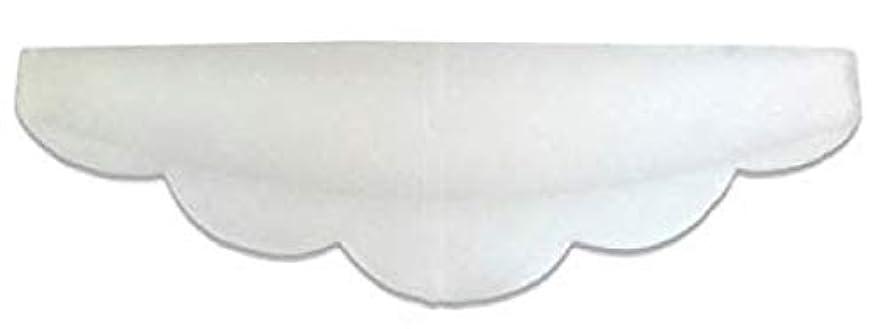 完全に乾く強制露出度の高いドーリーラッシュシリコンロッド(ドーリーロッド) Sサイズ1組 Dolly's Lash Silicon Pad S size 1pair
