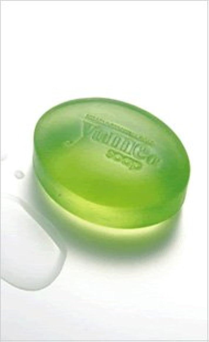 普通の告白示すオーブス 夢水肌ミラクルエッセンシャルソープ 100g