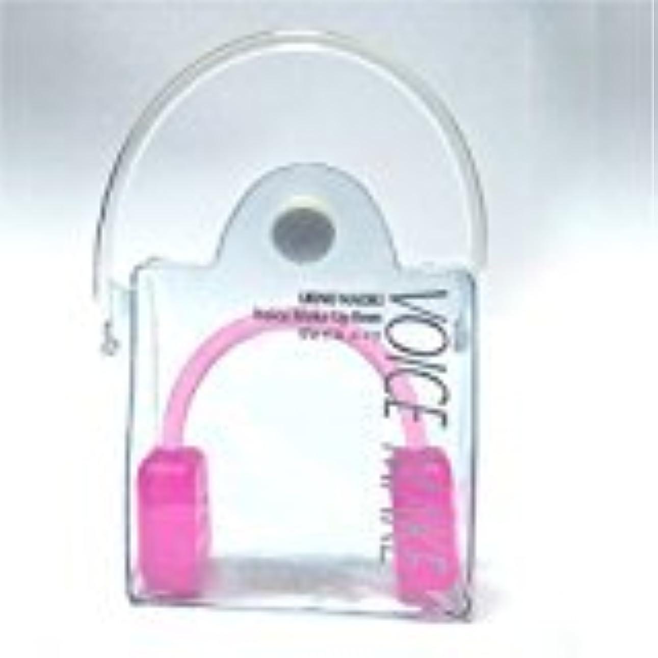 センサー三角形モーションヴォイス メイク(VOICE MAKE) ピンク