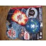 Bakugan Battle Brawlers Dekaシリーズ1 Saurusブルー