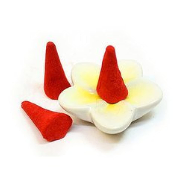 やさしい感情楽しむタイのお香 コーンタイプ インセンス リラワディー アジアン雑貨
