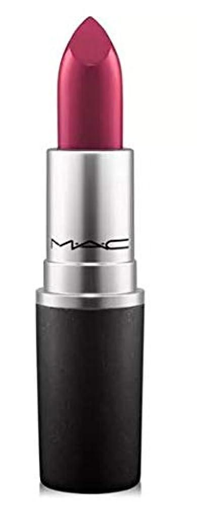 花束幻想的所持マック MAC Lipstick - Plums Party Line - red-toned plum (Cremesheen) リップスティック [並行輸入品]