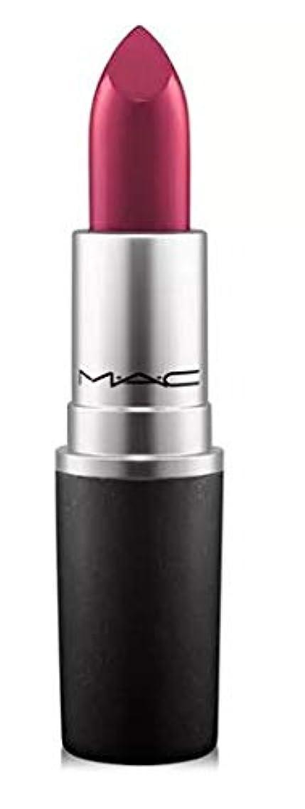 おなかがすいた割り当てます無人マック MAC Lipstick - Plums Party Line - red-toned plum (Cremesheen) リップスティック [並行輸入品]