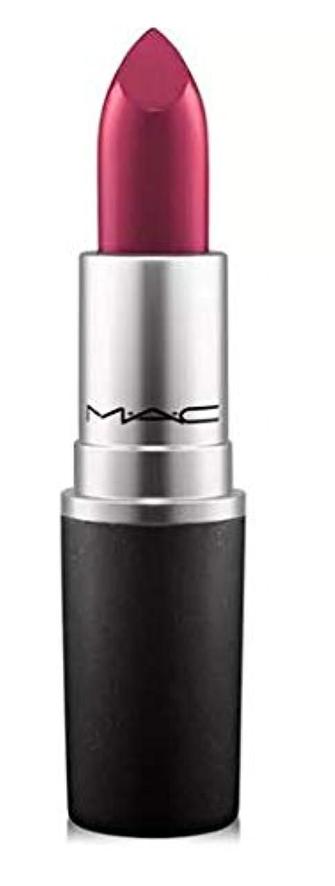 慣性お別れ伝統マック MAC Lipstick - Plums Party Line - red-toned plum (Cremesheen) リップスティック [並行輸入品]