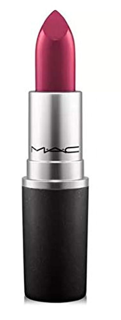 時うそつき例マック MAC Lipstick - Plums Party Line - red-toned plum (Cremesheen) リップスティック [並行輸入品]