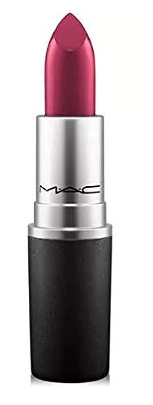 脅かす日記スプーンマック MAC Lipstick - Plums Party Line - red-toned plum (Cremesheen) リップスティック [並行輸入品]