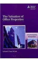 Download The Valuation of Office Properties: A Contemporary Perspective 1935328042