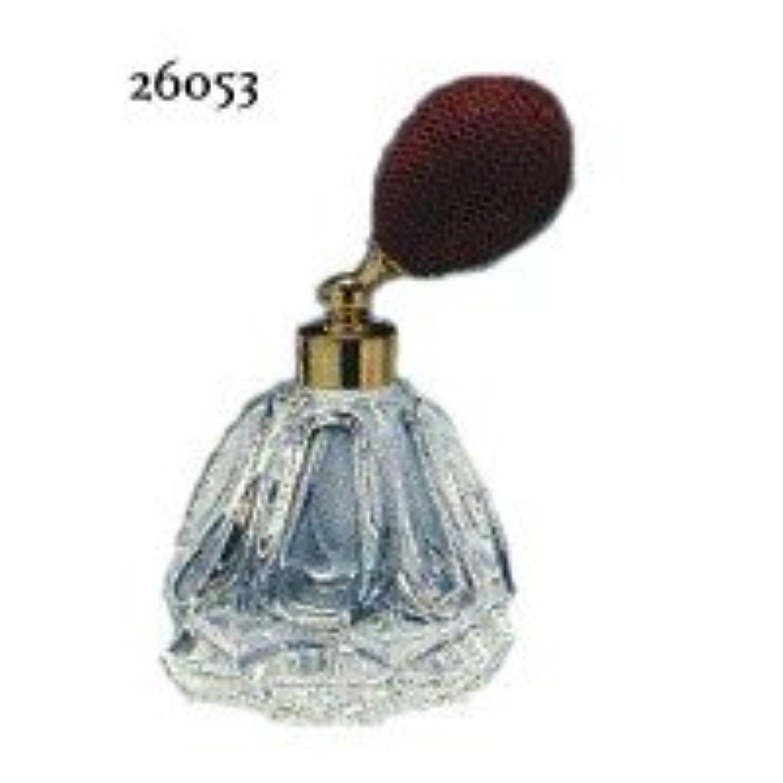 上別の資本ドイツ製クリスタル香水瓶リードクリスタル 短