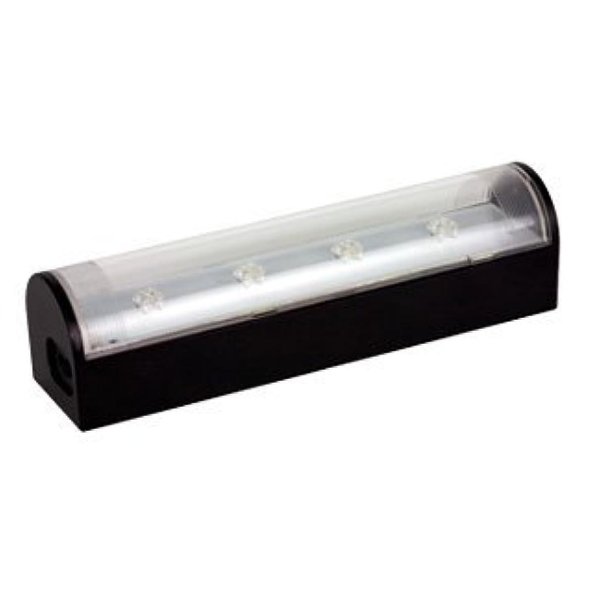 ブルゴーニュスキッパーポジティブサラヤ 手洗いチェッカー 専用LEDライト(ブラックライト)【清潔キレイ館】