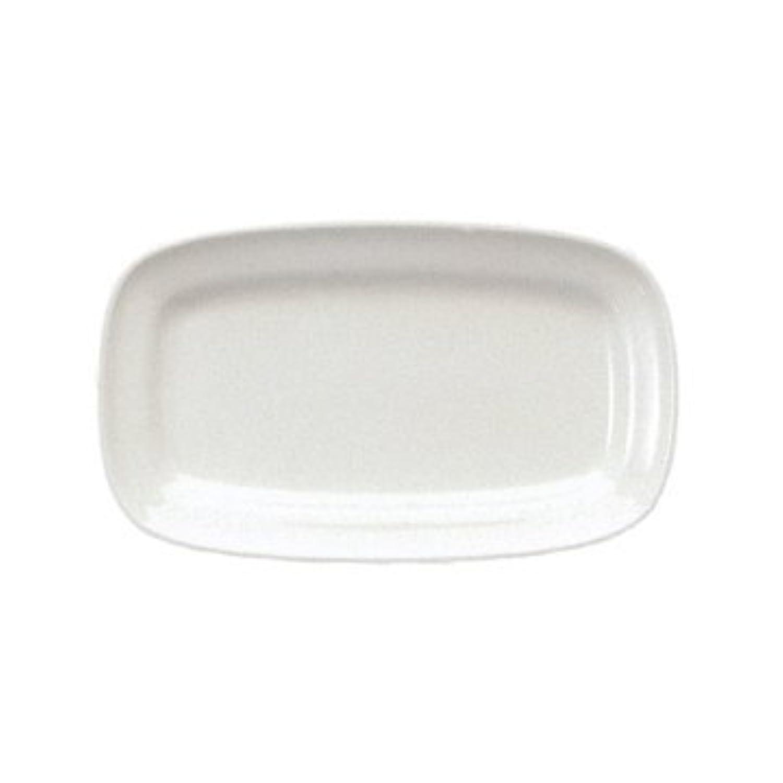 NARUMI(ナルミ) プラスセラム セロリートレイ ホワイト 23cm 9795-9279 日本製