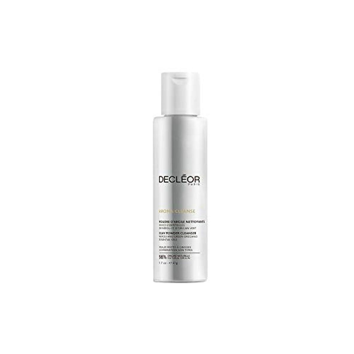 ボーカル取る不愉快にデクレオール Aroma Cleanse Clay Powder Cleanser - For Combination Skin Types 41g/1.4oz並行輸入品