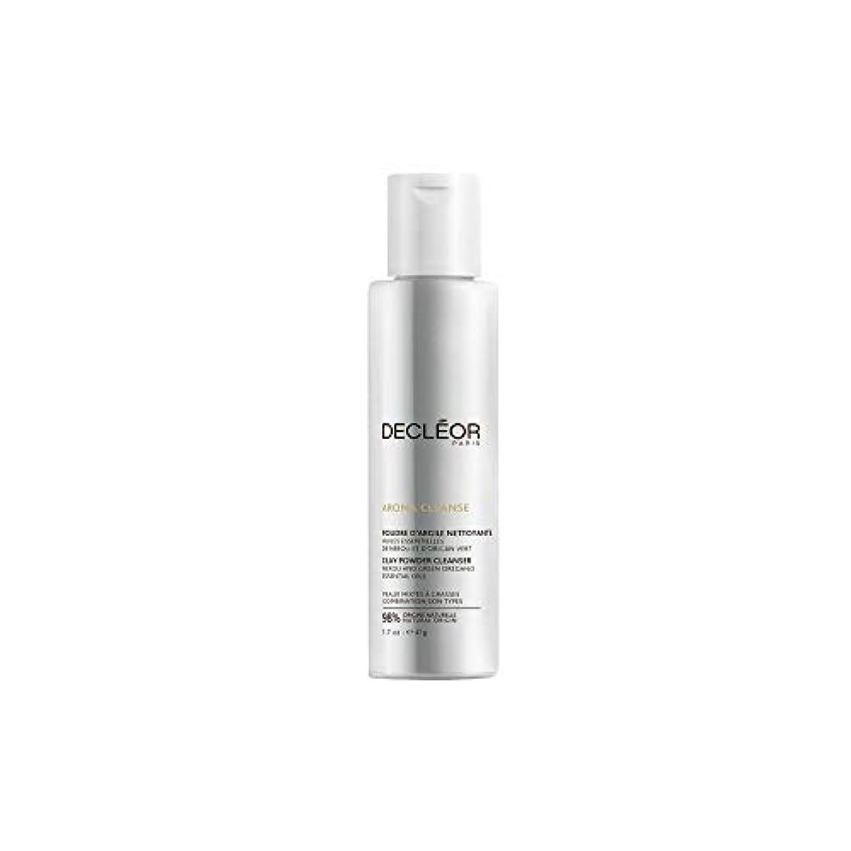 摘む溶岩動員するデクレオール Aroma Cleanse Clay Powder Cleanser - For Combination Skin Types 41g/1.4oz並行輸入品